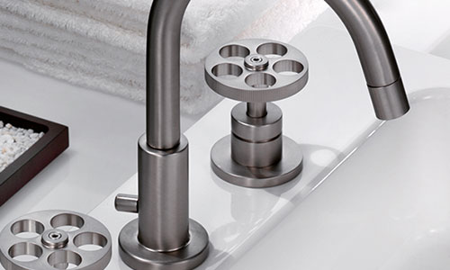 Talis S Widespread Faucet
