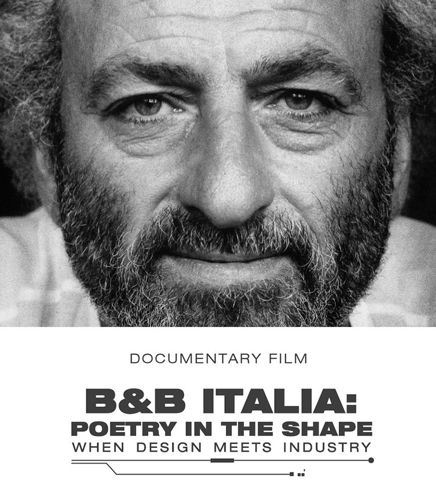 B b italia for Piero ambrogio busnelli