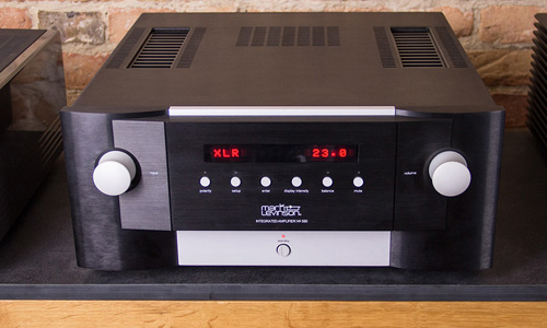 Preamplifier No. 585