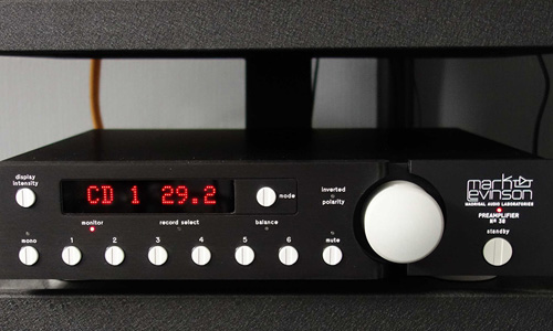 Preamplifier No. 38