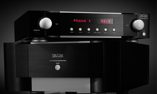 Preamplifier No. 523