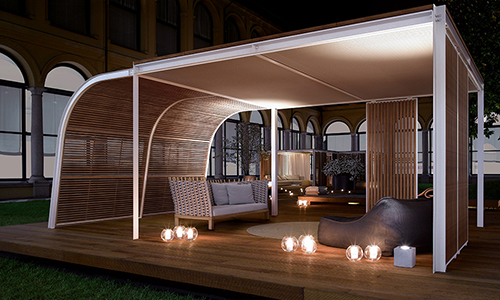 Contemporary Cabana