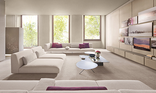 Move Indoor,  Modular seating system