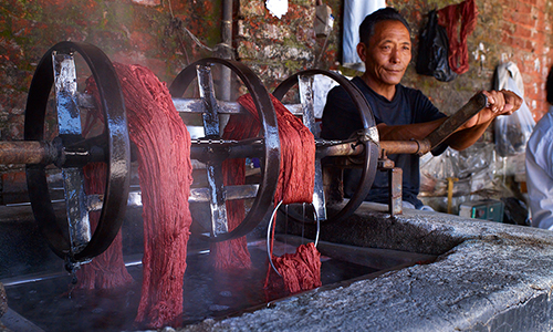 Craftsmanship: Weaving