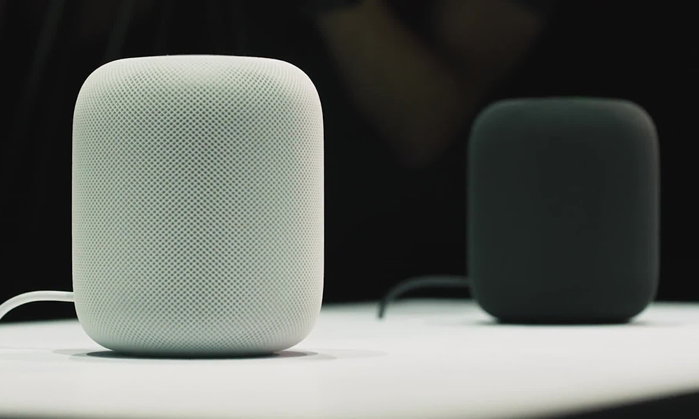 HomePod la bocina inteligente de Apple