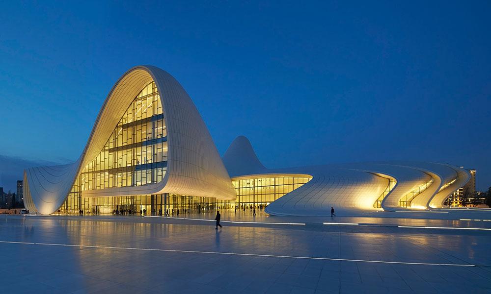 Centro Heydar Aliyev Zaha Hadid Architects