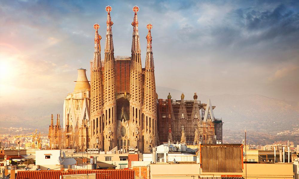 La Sagrada Familia El 237 Cono De Barcelona