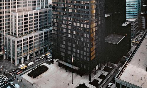 Seagram Building Mies Van Der Rohe