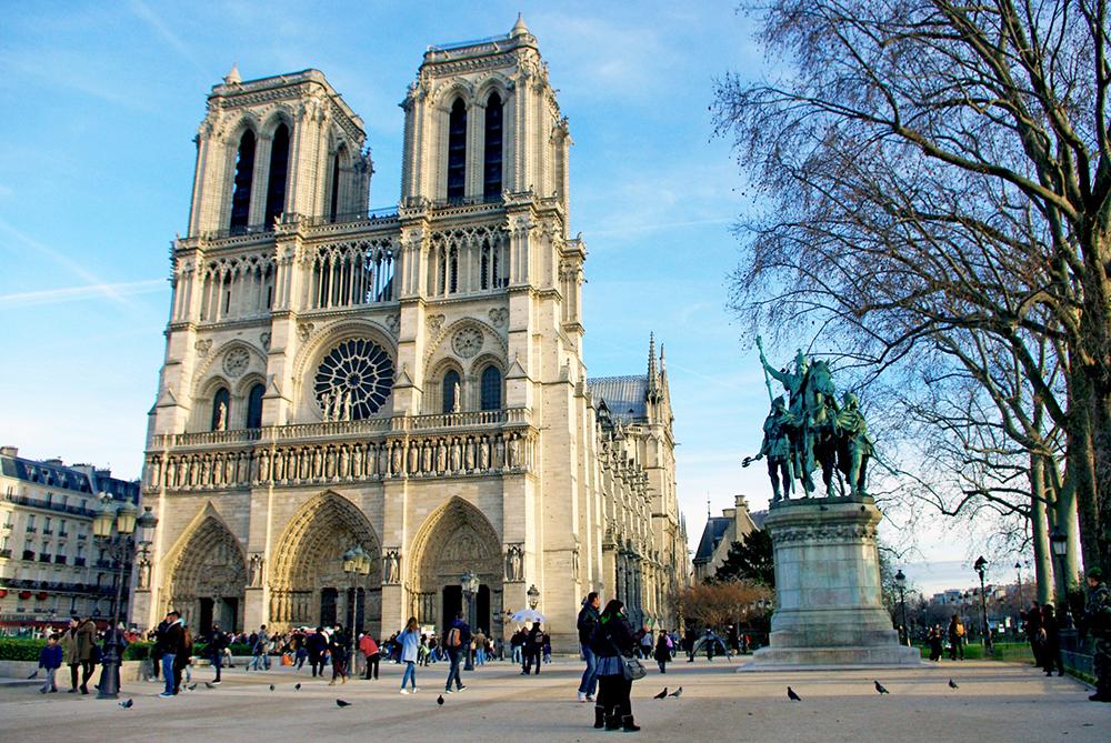 Catedral Notre Dame De Par 237 S