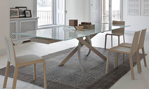 Tavolo, The Best in design, Bontempi, marca, comedor - decoración