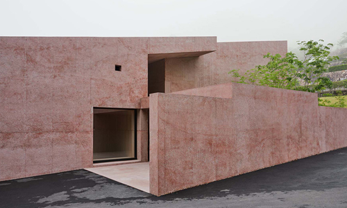 Inagawa Cemetery Chapel and Visitor Centre, The Best in design, David Chipperfield, diseñador