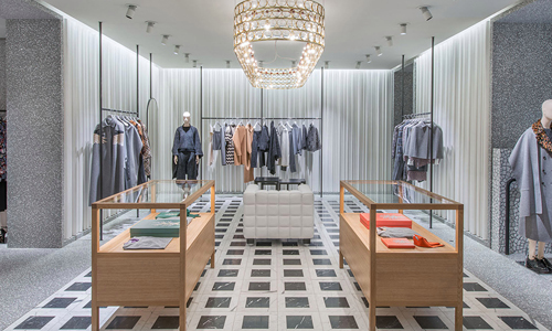 Valentino New York Flagship Store, The Best in design, David Chipperfield, diseñador