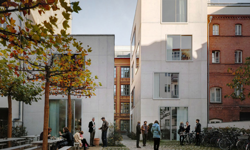 Joachimstrasse, The Best in design, David Chipperfield, diseñador