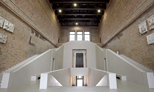 Neves Museum, The Best in design, David Chipperfield, diseñador
