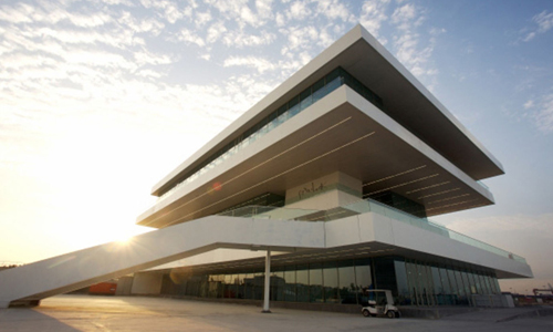 America's Cup Building Veles e Vents, The Best in design, David Chipperfield, diseñador