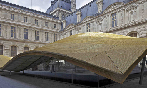 Museum of Islamic Arts en el Museo de Louvre, Paris, The Best in design, Mario Bellini, diseñador
