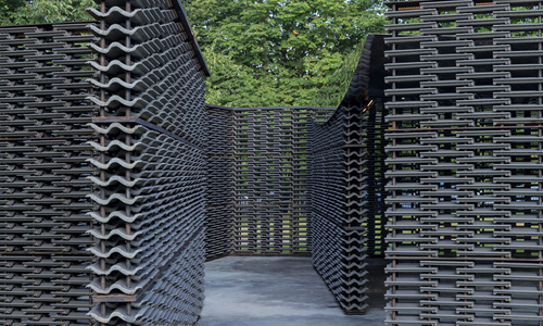 Serpentine Pavilion 2018 Frida Escobedo