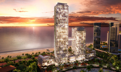 ITC Colombo One Hotel & Residences by Gensler