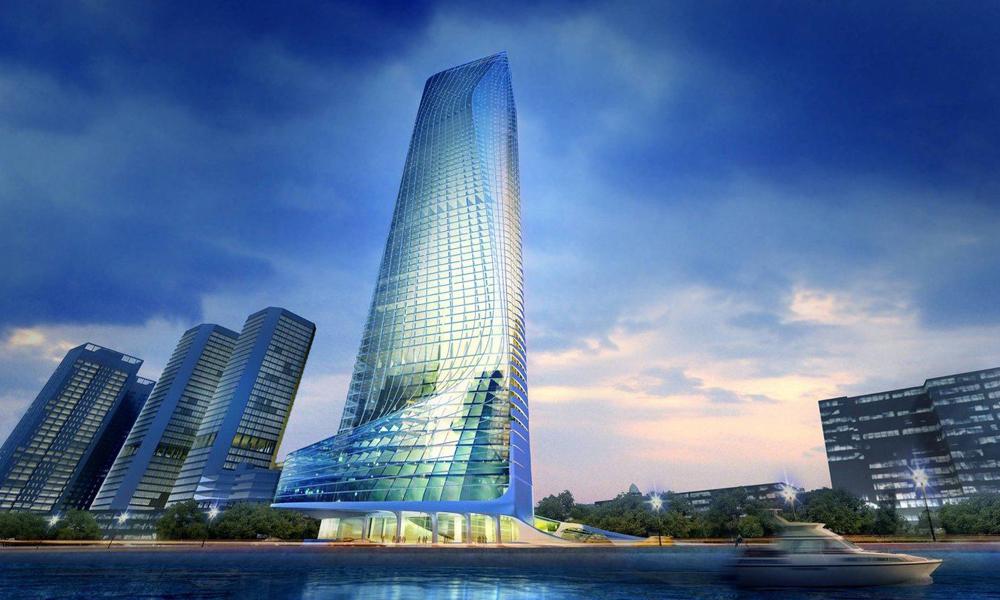 El Rascacielos M 225 S Alto De 193 Frica Dise 241 Ado Por Zaha Hadid