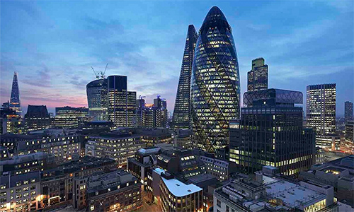 30 St Mary Axe, Londres