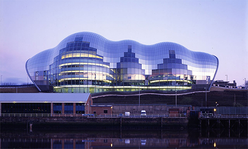 Auditorio The Sage Gateshead, Inglaterra