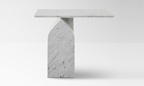 Table in marble