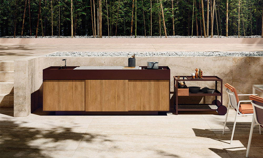 Outdoor Kitchen de Kettal