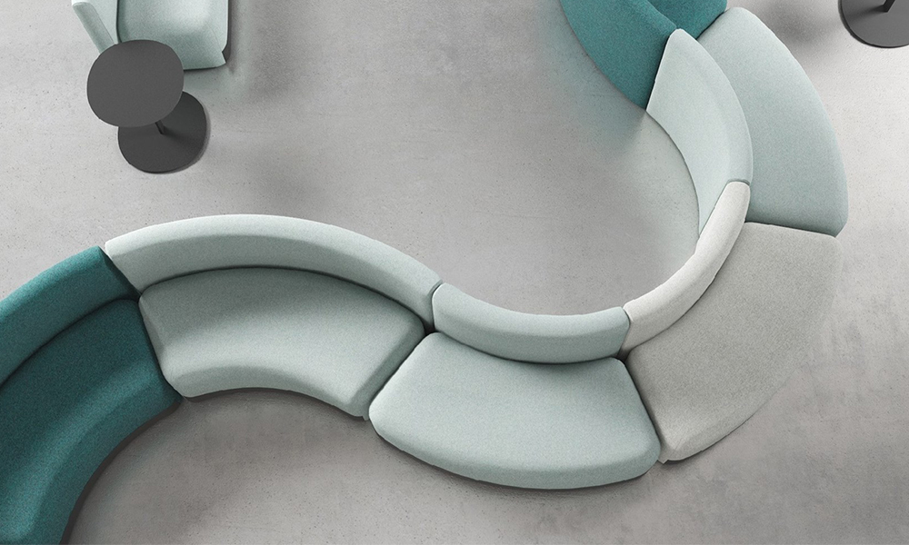 Season sofa by Viccarbe + Piero Lissoni