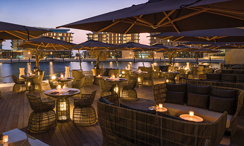 Bulgari Resort Dubai.